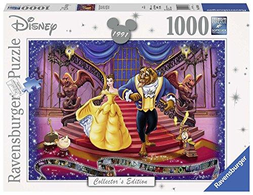 Puzzles Disney Classic La bella y la Bestia