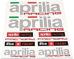Juego de Pegatinas para Aprilia Racing/Factory