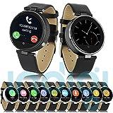 Best Indigi iPhone reloj - Indigi® deportivo Bluetooth reloj inteligente iPhone Siri integrado Review