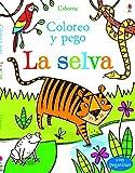 Selva La (Coloreo Y Pego)