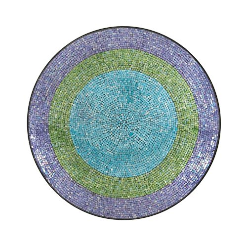 Innovatively Styled Mosaic Wall Platter