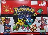 #3: Wishkey Pokemon Go Set Of 12 With Pokeball