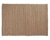 Sukhi Yakub: beige, hellbrauner Teppich, indische Filzteppiche, Preis, online kaufen (150cm x 200cm / 4' 11'' x 6' 6.7'')