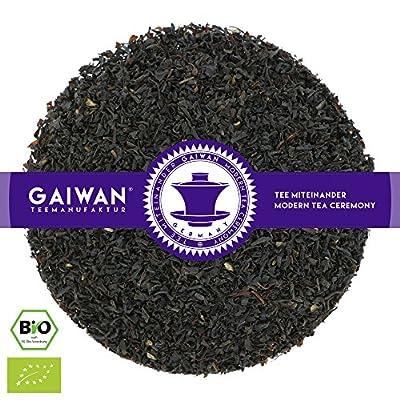 """N° 1379: Thé noir bio """"Ceylon Uva Highlands FBOP"""" - feuilles de thé issu de l'agriculture biologique - GAIWAN® GERMANY - thé noir au Ceylan"""