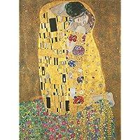Clementoni - Puzzle grandes museos 1000 piezas Klimt: El beso (31442) - Peluches y Puzzles precios baratos