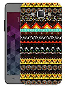 """Humor Gang Ethnic Indian PrintPrinted Designer Mobile Back Cover For """"Samsung Galaxy A8"""" (3D, Matte Finish, Premium Quality, Protective Snap On Slim Hard Phone Case, Multi Color)…"""