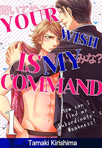 Your Wish is My Command 1 (English Edition)