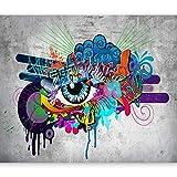 murando Papier peint intissé 350x256 cm Décoration Murale XXL Poster Tableaux Muraux Tapisserie Photo Trompe l'oeil Graffiti 10110905-10