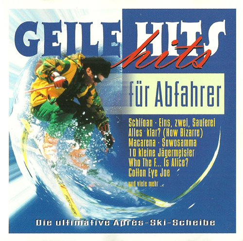 inkl. Schifoan (Compilation CD, 18 Tracks) -