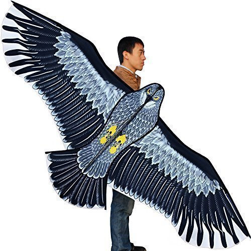 hengda-kite-strong-eagleshuge-beginner-eagle-kites-for-kids-and-adults74-inch