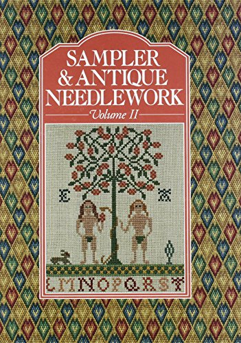 edlework: A Year in Stitches (Antique Sampler)