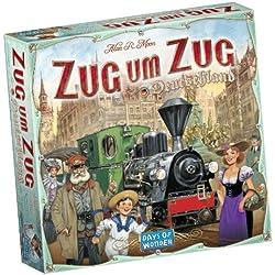 Days of Wonder 851761 - Zug um Zug Deutschland Zug um Zug