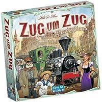 Asmodee - 851761 - Jeu - Les Aventuriers Du Rail Allemagne