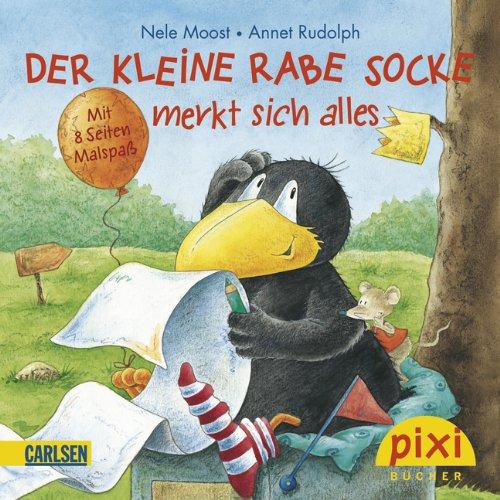 Pixi-Bundle 8er Serie 193: Der kleine Rabe Socke (Pixi-8er-Set, Band 193) - 4