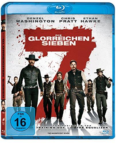 Die glorreichen 7 [Blu-ray] [Edizione: Germania]