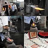 TokioKitchenWare Profi Koch Messer: Filiermesser mit Echtholzgriff, handgefertigt (Messer in Japanmesser Styles) - 3