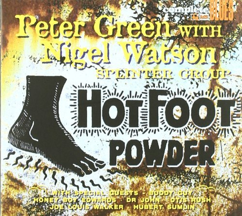 Hot Foot Powder by Peter Green (2013-01-07) (Hot Foot Powder)