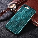GHC Cases & Covers, pour iPhone 8 Plus et 7 Plus Crocodile Texture Pâte Etui de...