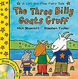 The Three Billy Goats Gruff (Lift-The-Flap Fairy Tales)