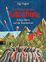 Der kleine Drache Kokosnuss - Vulkan-Alarm auf der Dracheninsel (Die Abenteuer des kleinen Drachen Kokosnuss, Band 24)