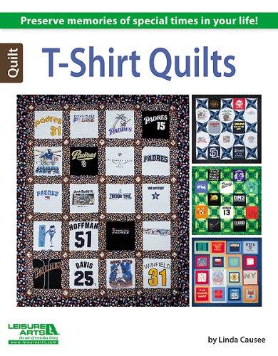 Leisure Arts T-Shirt Quilts Adult-patchwork Shirt