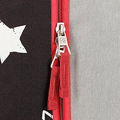 Pepe Jeans Jessa Neceser de Viaje, 22 cm, 0.46 litros, Negro