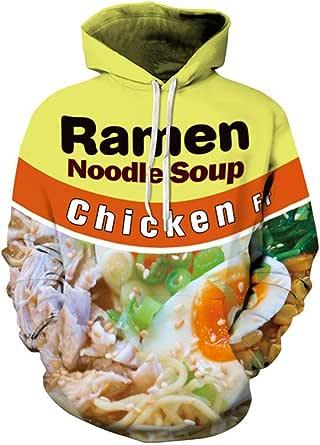 Japanisch Chicken Nugget Schriftzeichen Lustger Nugget Essen Pullover Hoodie