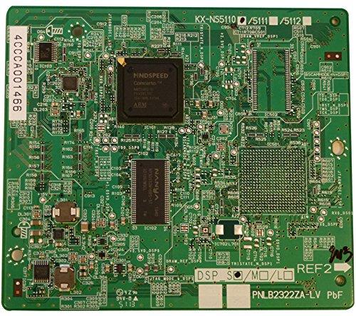 PANASONIC KX-NS5110X VoIP DSP-S Karte 63 Leistungs