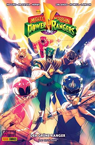 Mighty Morphin Power Rangers: Der grüne Ranger - Das erste (Ranger Grüne)