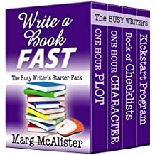 Write a Book Fast - The Busy Writer's Starter Pack (English Edition)
