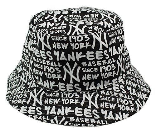 47-Brand-Bucket-Hat-New-York-Yankees-FAT-Fischerhut