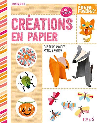 Créations en papier (Petite - Halloween Fleurus