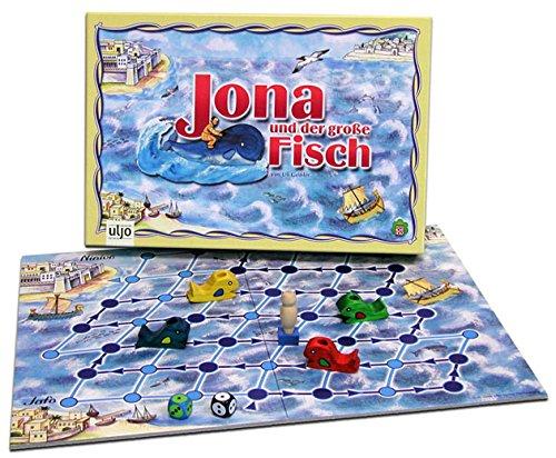 """°°1296 Kinderspiel """"Jona und der große Fisch"""""""