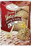 Coppenrath & Wiese Unsere Goldstücke Dinkel-Brötchen, 6 Stück, 420g (Tiefgefroren)