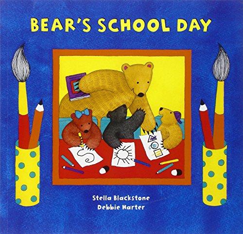 Bear's School Day por Stella Blackstone