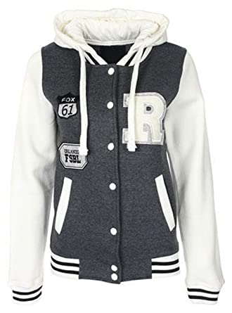 Ladies Baseball Jackets Uk - Pl Jackets