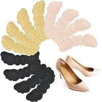 LYTIVAGEN 6 Paia Cuscini per Tallone Pad Adesivi Tacco Cuscinetti Antiscivolo Scarpe Tacchi Solette Adesive per Ridurre…