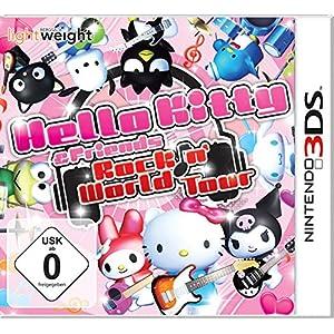 Hello Kitty & Friends: Rockin' World Tour (3DS)