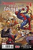 Amazing Spider-Man #14 ((Spider-Verse))((Marvel Comics)) Marvel Now ((February 2015)) 1st Printing ((Regular Giuseppe Camuncoli Cover))