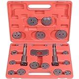 ReaseJoy 18 Pcs Universal Brake Caliper Piston Rewind Wind Back Tool Kit