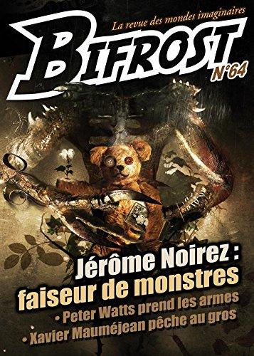 Revue Bifrost n°64 Dossier Jerome Noirez (REV BIFROST) par Collectif