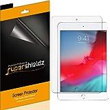 (3 Pack) Supershieldz Designed for Apple iPad Mini 5 (2019) and iPad Mini 4 Screen Protector, Anti Glare and Anti Fingerprint