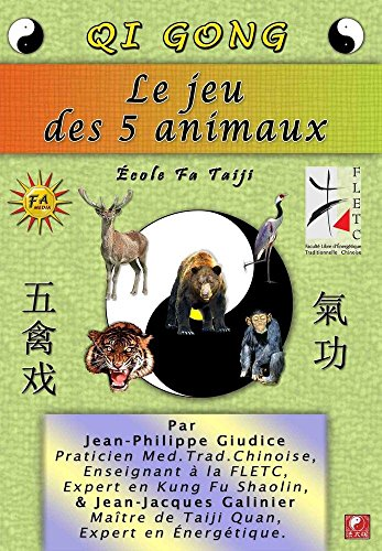 DVD QI GONG - Le jeu des 5 animaux