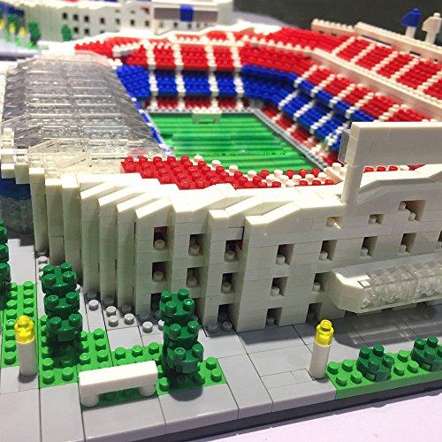 ZYDQ 2018 Russland Welt Souvenirs Camp NOU Stadion 3D Puzzle Modell Fußball Fan Souvenirs Macht EIN tolles Souvenir Schöne Dekoration