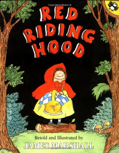 Marshall James : Red Riding Hood (Picture Puffin)