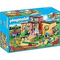 Playmobil - Pension des animaux - 9275