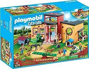 PLAYMOBIL City Life Hotel de Mascotas, a Partir de 4 Años (9275)