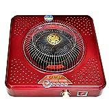 STEAM PANDA Chauffe-eau Le chauffage électrique infrarouge de brasier 1600w lointain, peut faire cuire le point de massage sans rayonnement sûr et efficace...