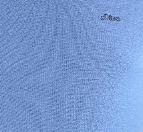 s. Oliver Pullover strato blue strato blue