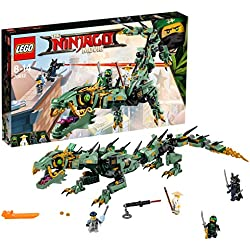 Lego Ninjago Drago Mech Ninja, Colore Verde, 70612